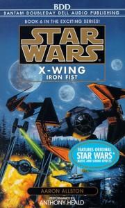X-Wing: Iron Fist (Hörkassette)