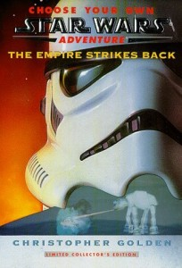 Choose Your Own Star Wars Adventure: The Empire Strikes Back (10.08.1998)