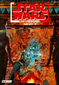 Star Wars, Band 18: Der Untergang der Sith, Teil III