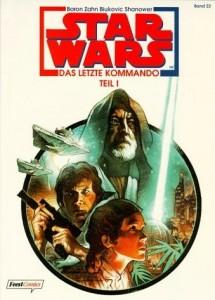 Star Wars Band 22: Das letzte Kommando, Teil I