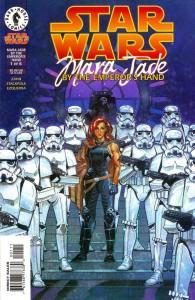Mara Jade: By the Emperor's Hand #1