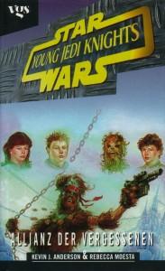 Young Jedi Knights 8: Allianz der Vergessenen (01.08.1998)