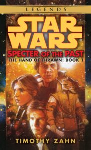 The Hand of Thrawn 1: Specter of the Past (2014, Legends-Cover)