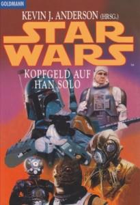 Kopfgeld auf Han Solo (Goldmann-Cover)