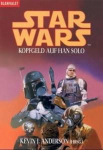 Kopfgeld auf Han Solo (Blanvalet-Cover)