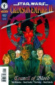 Crimson Empire II: Council of Blood #1