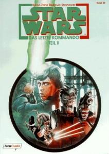 Star Wars Band 23: Das letzte Kommando, Teil II