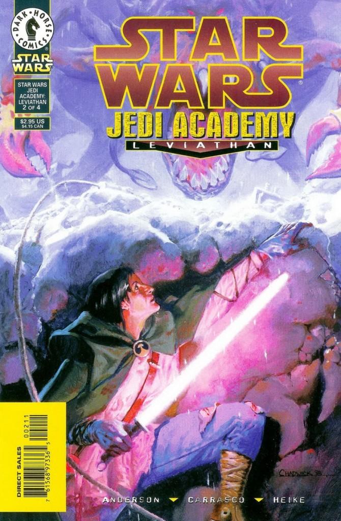 Jedi Academy: Leviathan #2