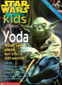 Star Wars Kids #17 (November 1998)