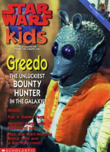 Star Wars Kids #18 (Dezember 1998)