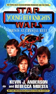 Young Jedi Knights 14: Crisis at Crystal Reef (01.12.1998)