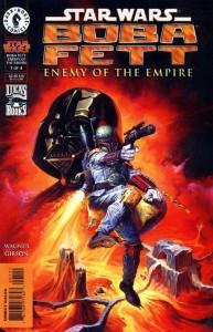 Boba Fett: Enemy of the Empire #1 (27.01.1999)