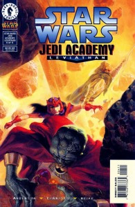Jedi Academy: Leviathan #4