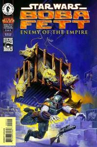 Boba Fett: Enemy of the Empire #2 (24.02.1999)
