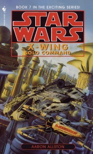 X-Wing: Solo Command (1999, Paperback)