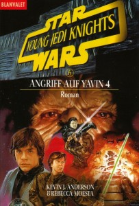 Young Jedi Knights 6: Angriff auf Yavin 4 (01.08.1999)