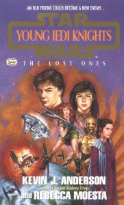 Young Jedi Knights 3: The Lost Ones (15.03.1999)