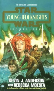 Young Jedi Knights 4: Lightsabers (15.03.1999)