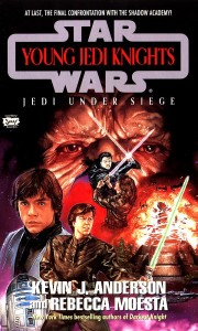 Young Jedi Knights 6: Jedi Under Siege (15.03.1999)