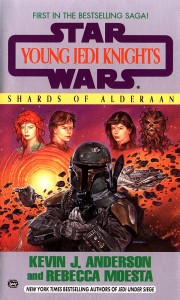 Young Jedi Knights 7: Shards of Alderaan (15.03.1999)
