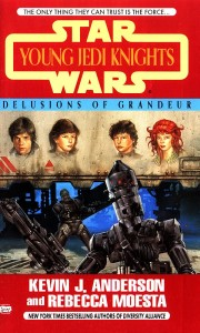 Young Jedi Knights 9: Delusions of Grandeur (15.03.1999)