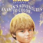 Star Wars Episode I: Anakin's Adventures to Color (25.04.1999)