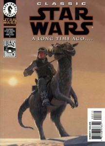 Classic Star Wars: A Long Time Ago... #2