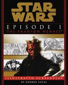 Star Wars Episode I: The Phantom Menace Illustrated Screenplay (1999)