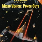 Star Wars Episode I: Micro-Vehicle Punch-Outs (25.04.1999)