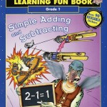 Star Wars Learning Fun Book: Grade 1 - Simple Adding and Subtracting (25.04.1999)