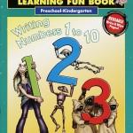 Star Wars Learning Fun Book: Preschool-Kindergarten - Writing Numbers 1 to 10 (25.04.1999)
