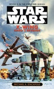X-Wing: Isard's Revenge (Reprint Cover)