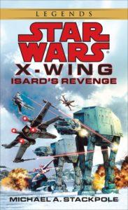 X-Wing: Isard's Revenge (2015, Legends-Cover)