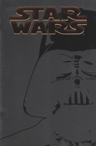 "<a href=""https://jedi-bibliothek.de/datenbank/literatur/dino-star-wars-1-variantcover/""><em>Star Wars</em> #1 (Limitiertes Variantcover)</a> (Mai 1999)"