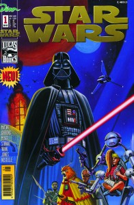 Star Wars #1: Vaders Rache (1) / Zeichen der Rebellion (1)