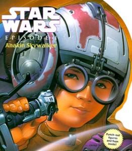Star Wars: Episode I - Anakin Skywalker (Lift-a-Flap Book) (03.05.1999)
