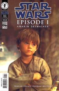 Episode I: Anakin Skywalker (Photo Cover)