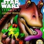 Star Wars: Episode I - Jar Jar Binks (Lift-a-Flap Book) (03.05.1999)