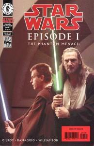 Episode I: The Phantom Menace #1 (Photo Cover)
