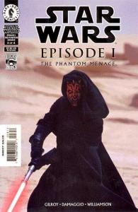 Episode I: The Phantom Menace #3 (Photo Cover)
