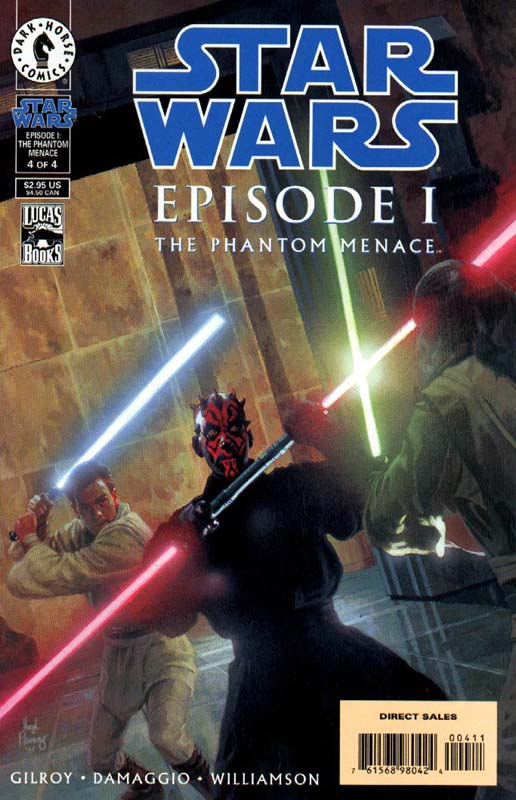 Episode I: The Phantom Menace #4 (26.05.1999)