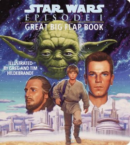 Star Wars: Episode I - Great Big Flap Book (03.05.1999)