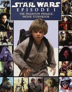 Star Wars Episode I: The Phantom Menace - Movie Storybook (11.05.1999)