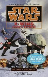 X-Wing: Isard's Revenge (Audio)