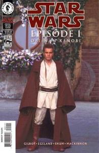 Episode I: Obi-Wan Kenobi (Photo Cover)