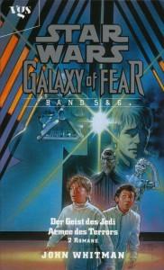 Galaxy of Fear Band 5 & 6: Der Geist des Jedi / Armee des Terrors (01.06.1999)