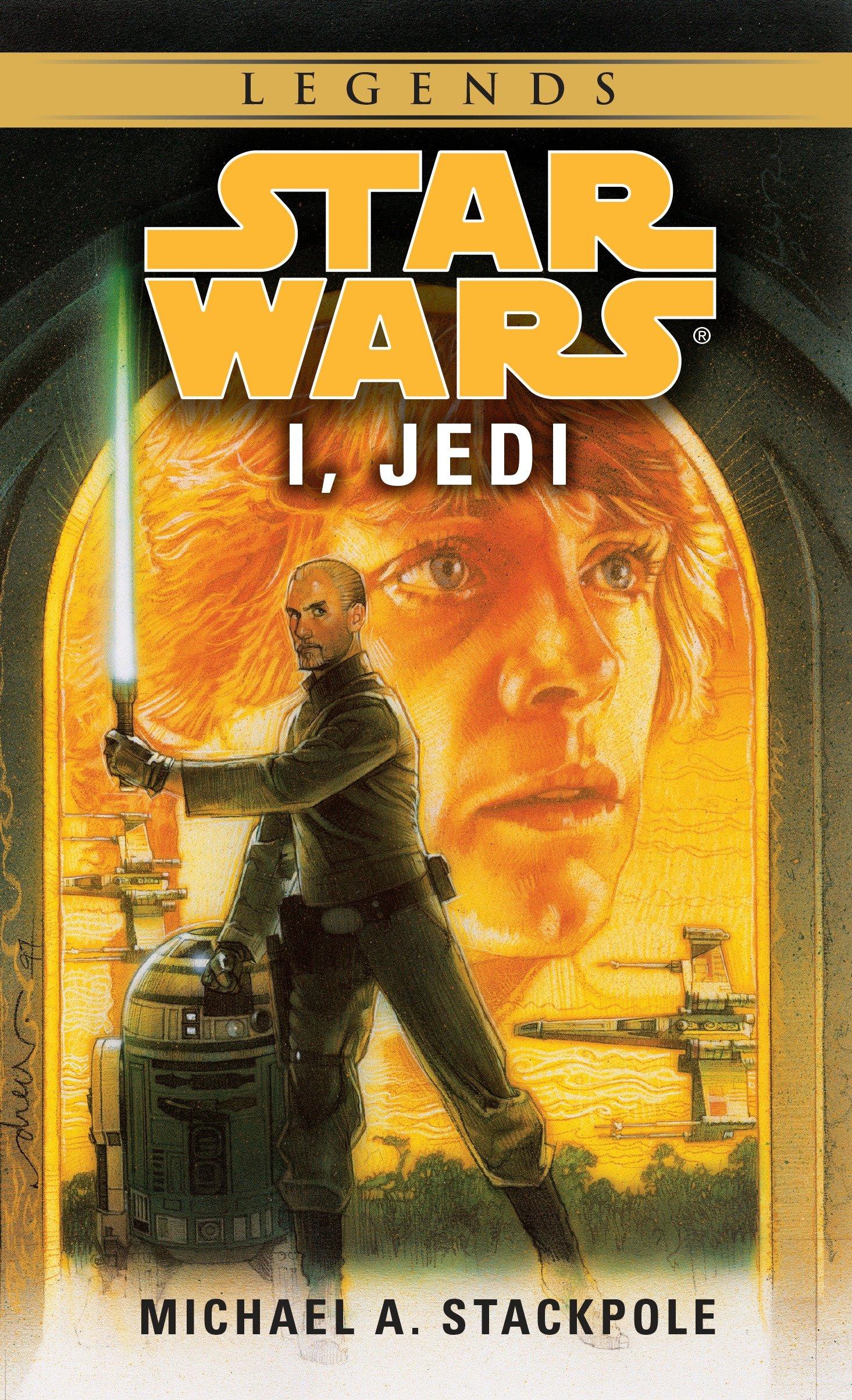 I, Jedi (2014, Legends-Cover)