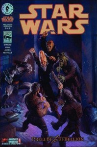 Republic #2: Prelude to Rebellion, Part 2 (Another Universe Variant Cover) (23.06.1999)
