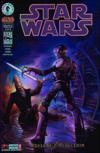 Republic #3: Prelude to Rebellion, Part 3 (Another Universe Variant Cover) (23.06.1999)