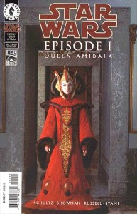 Episode I: Queen Amidala (Photo Cover)